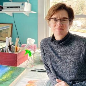 Portrait of Bronwen McCormick